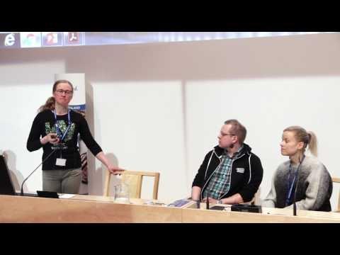 Yrittäjän kokemuksia vientimarkkinoilta - Tuija Kauppinen, Arctic Warriors
