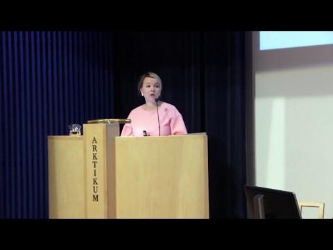 Arktisten elintarvikkeiden vientimahdollisuudet - Katri Kulmuni, kansanedustaja