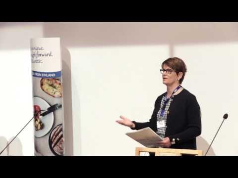 Arktisuudesta potkua elintarvikevientiin –seminaarin avaus - Maiju Hyry, Lapin Liitto