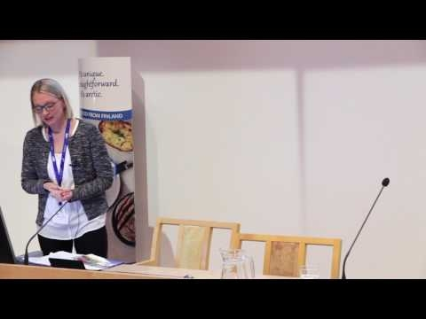 Ajankohtaista Eviran vientipalveluista ja viennin viranomaisvaatimuksista - Sanna Kiuru, Evira