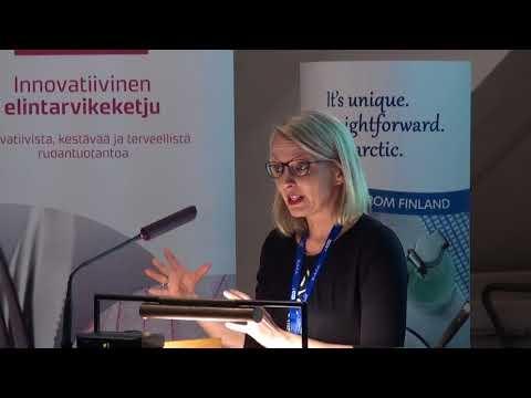 Elintarvikeviennin askeleet viranomaisen näkökulmasta - Sanna Kiuru, Evira