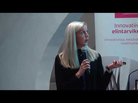 Online opportunities in the world's largest e-commerce market - Jonna Wibelius, Food from Finland